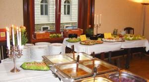 Partyservice für Hochzeit, Leipzig