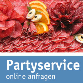 Partyservice Anfrage